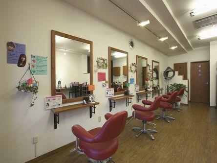 HAIR'S Link 紀三井寺店1