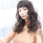 カット+パーマミディアム(肩上)+oggiotto水分補修 14,580円→11,888円