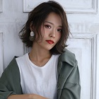 【Beautyうるツヤ】似合わせcut+艶カラー11,124円→5,900円均一