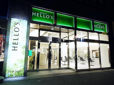 HELLO'S 栄町店4