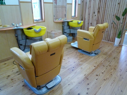 Relaxation Hairsalon Kilari(キラリ)1