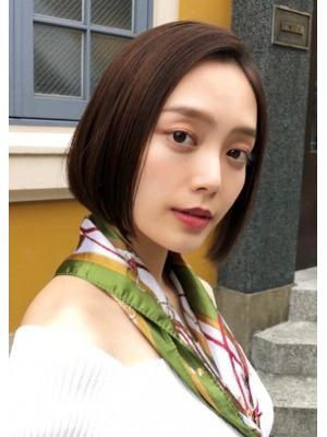 大人かわいいボブスタイル★恵比寿代官山