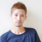 【メンズ人気No.2】 メンズカット+ハーブカラー+眉カット 9,720円