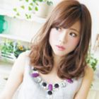 【ジュレ人気No.2】 カット+ハーブカラー11,880円→8,640円 ※ロング料金なし