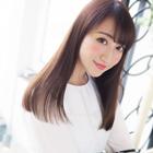 カット+ヒアルロン縮毛矯正+ハーブトリートメント22,680円→16,200円