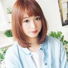 【アミノ酸で柔らかサラ髪】 カット+ナチュラル縮毛矯正20,520円→16,200円
