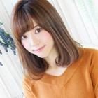【綺麗に可愛く】  カット+ストカール+ラメラメトリートメント30,240円→21,600円