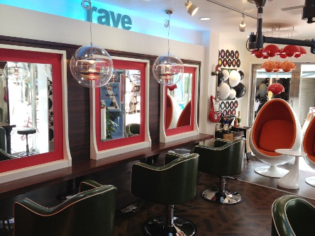 rave Action and Hair 高円寺店4