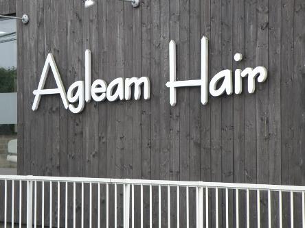 Agleam Hair5