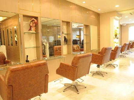 HAIR SALON satisfaction guaranteed 新宿店1
