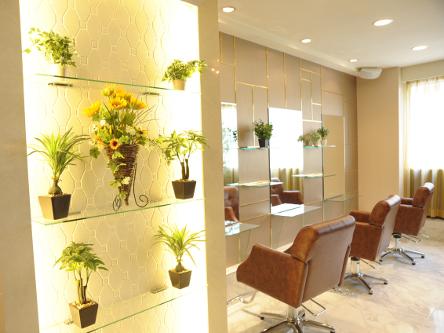 HAIR SALON satisfaction guaranteed 新宿店2