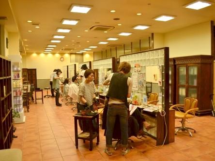 gem clover HAIR 成田店5