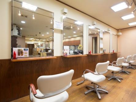 HAIR FUSION IZAWA 鳴神本店1