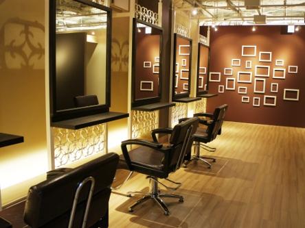 FLEAR hair salon1