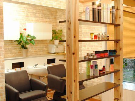 hair-Ridge OLIVE 成瀬店3