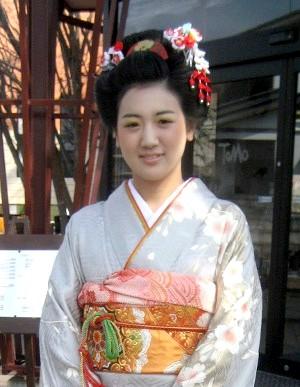 日本髪(成人式)