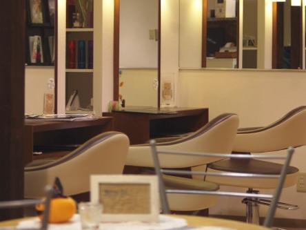 Hair Studio Olive 駒川店3
