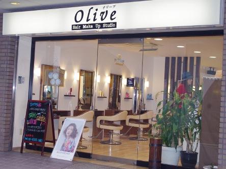 Hair Studio Olive 駒川店4