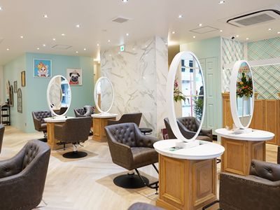 Hair Lounge Anphi 井土ヶ谷1