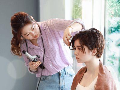 Hair Lounge Anphi 井土ヶ谷4