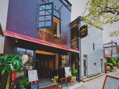 GILLIA cafe&cut2