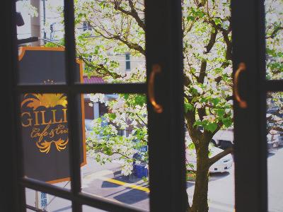 GILLIA cafe&cut4