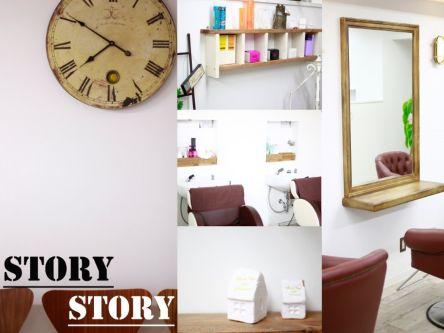 Hair make STORY2
