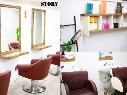 Hair make STORY5