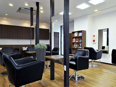 Hair salon for men idea1
