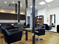 Hair salon for men idea