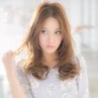 【SWEETプラン】カット+スモーキーカラー+パーマ+グロストリートメント