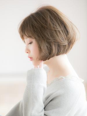 【Euphoria 金沢】マシュマロカールのゆるふわボブ♪
