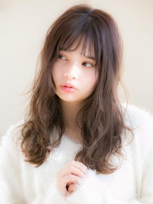 【Euphoria】小顔イルミナカラーヌーディ♪ 担当 戸田