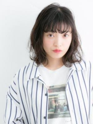 【Euphoria 飯塚】ウェットレイヤーパーマ☆