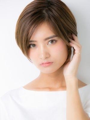【Euphoria 小顔】ハンサムショート 担当 渋谷