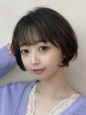 【金沢】10代20代 ナチュラルボブ 束感 簡単スタイリング