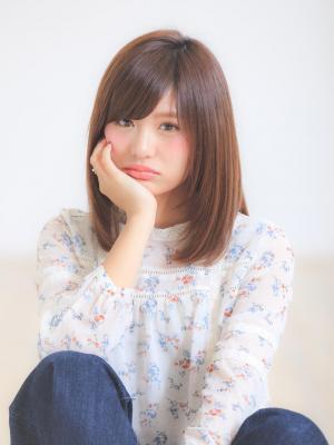 【Euphoria銀座】上品シルエット美人ミディ