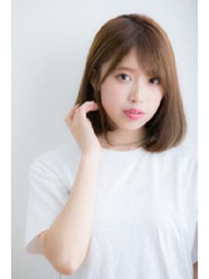 【Euphoria銀座】  耳かけ大人可愛いヘア 担当 齋藤