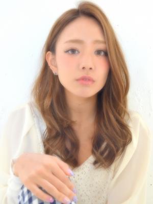 【Euphoria銀座】大人気◎ウェーブロング 担当 森