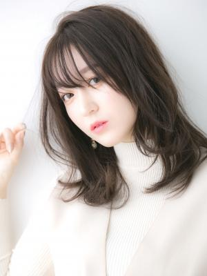 【Euphoria銀座】大人気◎ニュアンスミディ 担当 森