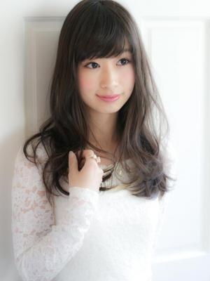 【EIGHT渋谷】黒髪×透明感×ラフ=かわいい★★★