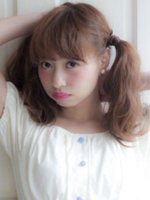 ツインテール/Mii