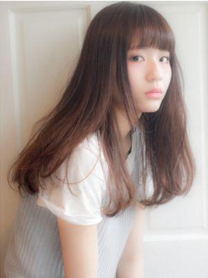 うる艶ストレート/Mii