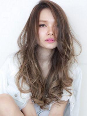 【EIGHT shibuya】外国人風グラデーションカラー