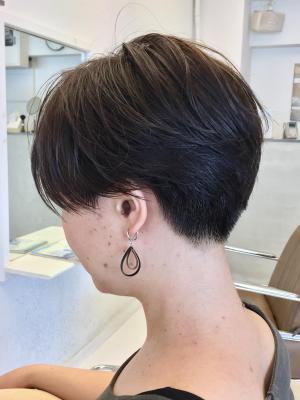 mitten hair design