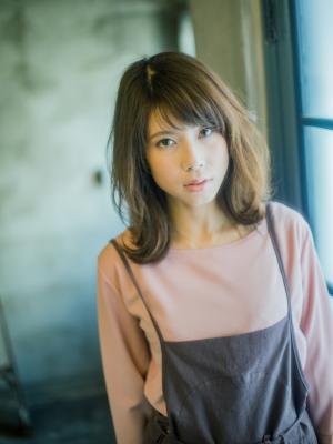 カジュアル外はねレイヤー【IDs/聖蹟桜ヶ丘駅】