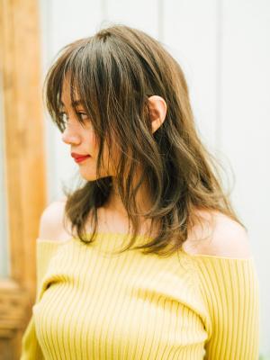 ゆるなみロング【IDs/聖蹟桜ヶ丘駅】