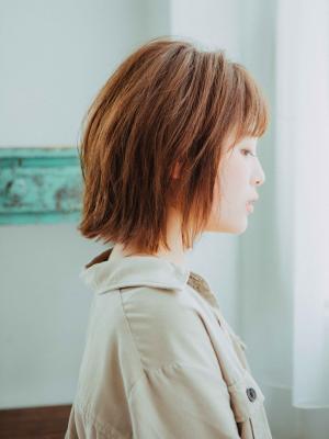 くびれボブベージュ【IDs/聖蹟桜ヶ丘駅】