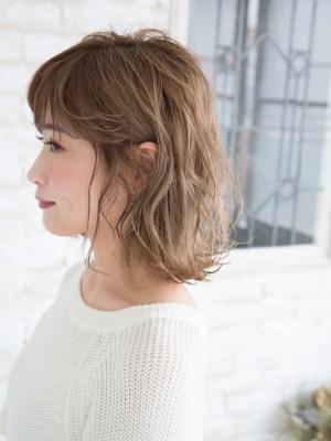 ハイトーンウェーブミディ【IDs/聖蹟桜ヶ丘駅】