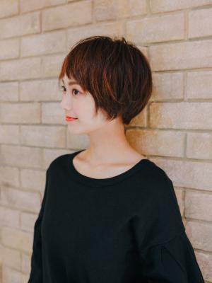 まるボブ【IDs/聖蹟桜ヶ丘駅】